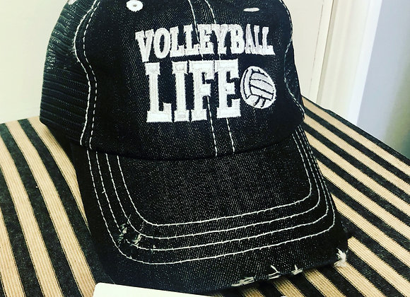 Volleyball Life hat