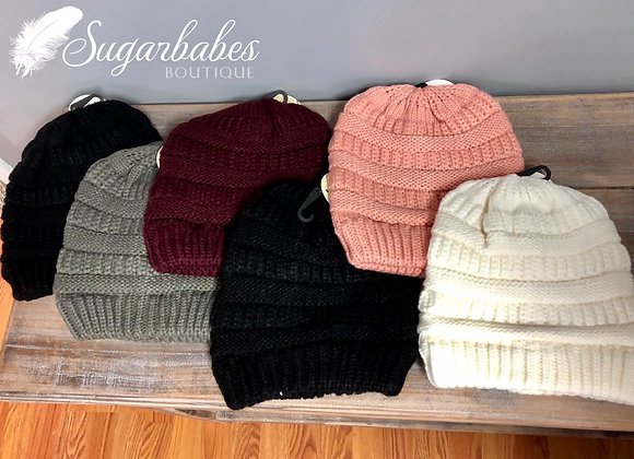 Solid Beanies