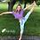 Thumbnail: Teen tie dye capri leggings