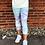 Thumbnail: Tie Dye Capri leggings