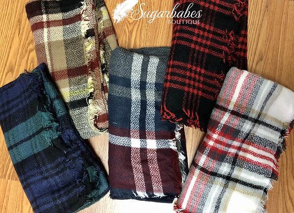 Oh so cozy scarf