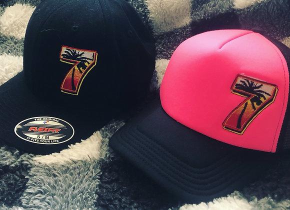 Seven Race Hats