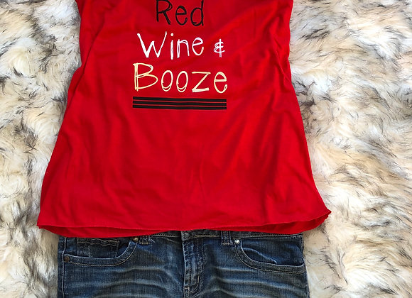 Red, Wine & Booze