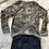 Thumbnail: Camo split back pullover