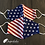 Thumbnail: America Flag Mask (adult)