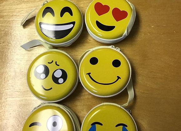 Emoji coin purse