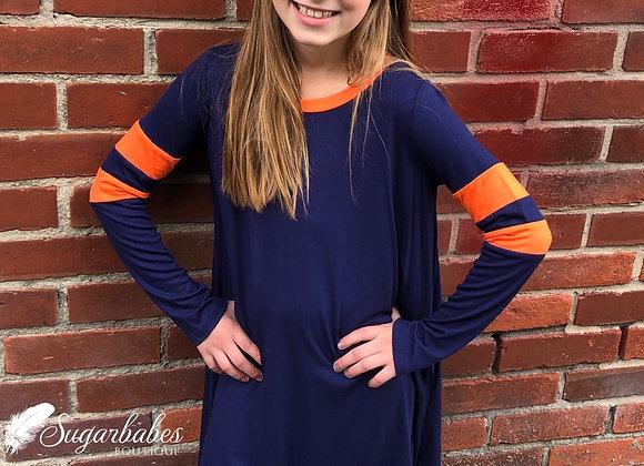 Sporty tunic dress