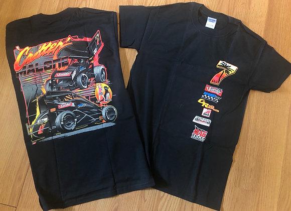 Critter Malone t-shirts