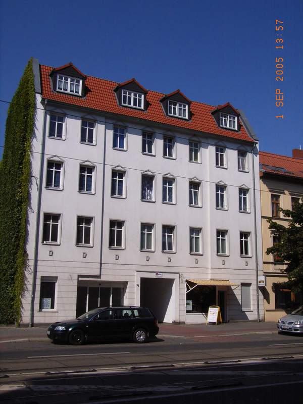 Halberstädter Straße in Sudenburg