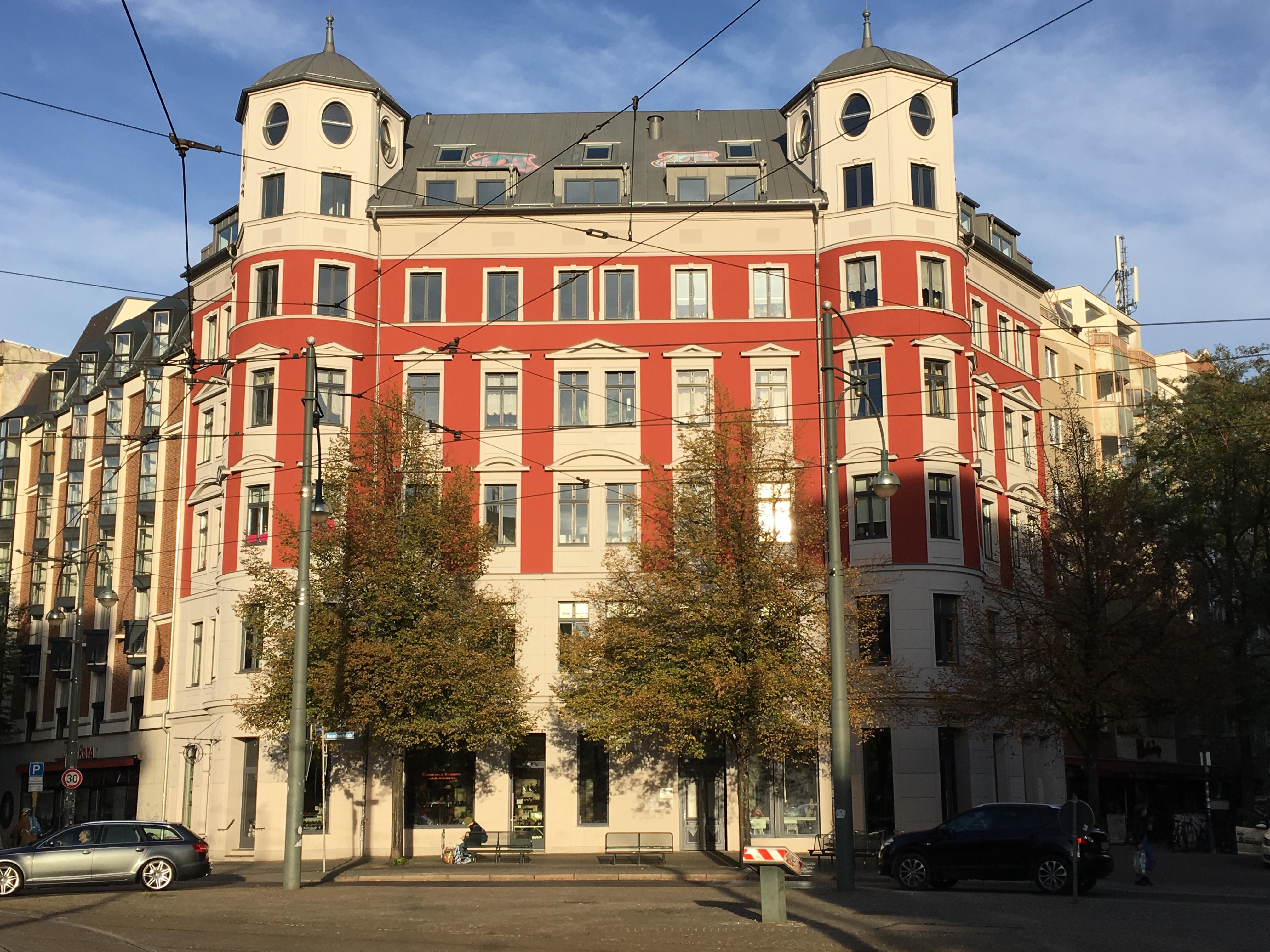 Hasselbachplatz Altstadt Vermietung