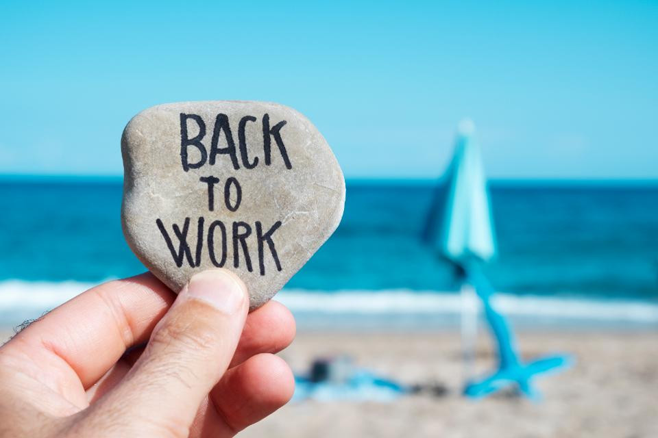 Back to work, return to work, Single Source Recruitment, Gloucestershire recruitment, Tewkesbury Recruitment