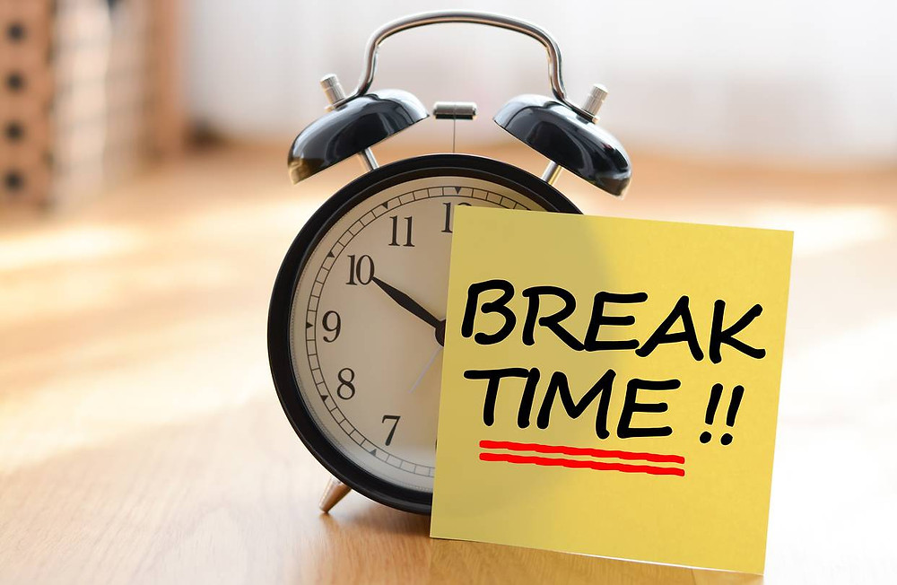Break time, Single Source Recruitment, Gloucestershire Recruitment, Tewkesbury Recruitment
