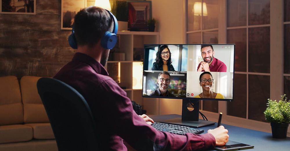 Video call, Single Source Recruitment, Gloucestershire Recruitment, Tewkesbury Recruitment