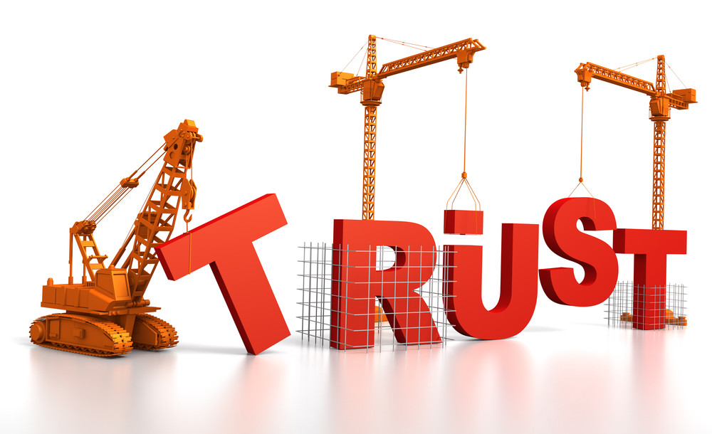 Develop trust, build trust, Single Source Recruitment, Gloucestershire Recruitment, Tewkesbury Recruitment