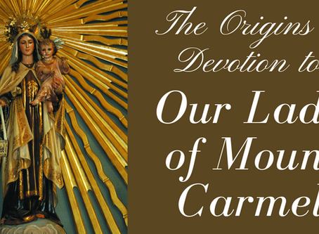 Mount Carmel in our times
