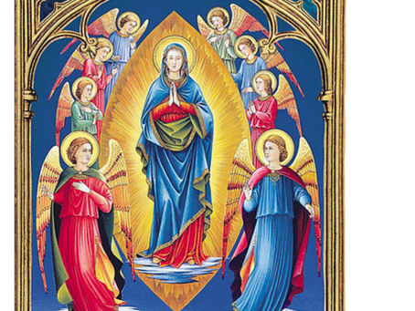 Our Lady's Assumption into Heaven