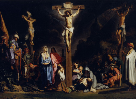 Good Friday: Our Lord Dies on the Cross