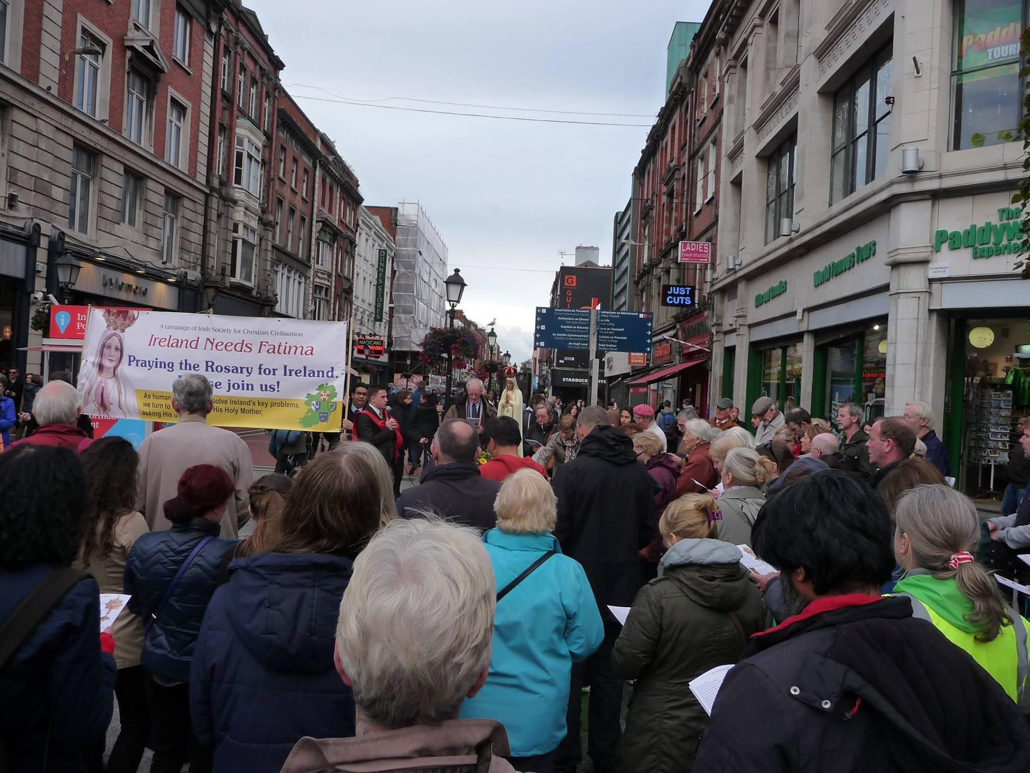 O'Connell St. Dublin