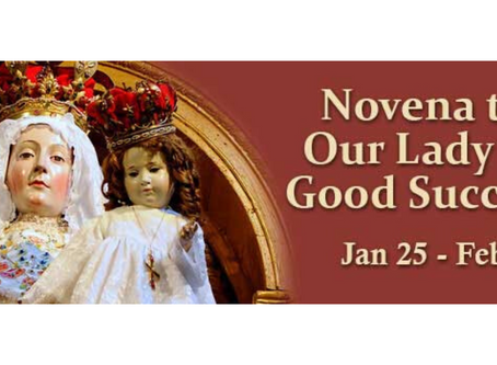 Novena to Our Lady of Good Success