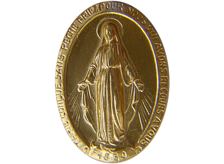Novena to Our Lady of the Miraculous Medal
