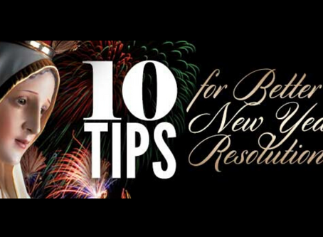 10 Tips for Better New Year Resolutions