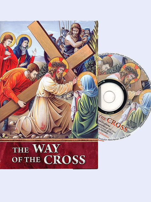 Way of the Cross; Booklet and CD