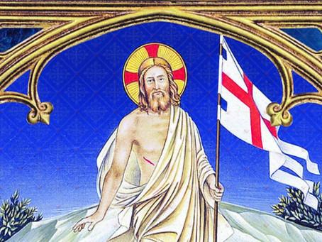 Christ Has Risen Alleluia! Alleluia!