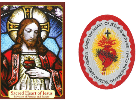 Irresistible Novena to the Sacred Heart of Jesus
