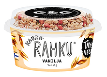 MÖ Kaurarahku vanilja proteiini välipala