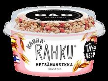 MÖ Kaurarahku metsämansikka & granola