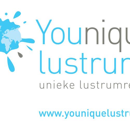YOU1710-Logo lustrumreizen met payoff en