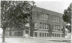 1930 - Cashton School