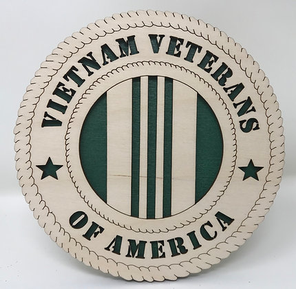 6 inch Desktop Tribute - Vietnam Veterans of America