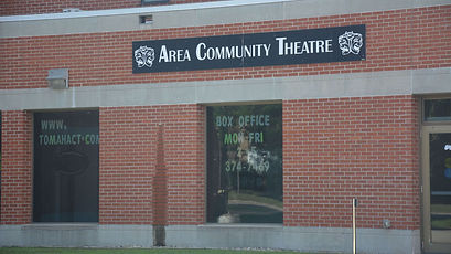 Tomah Area Community Theatre buildin