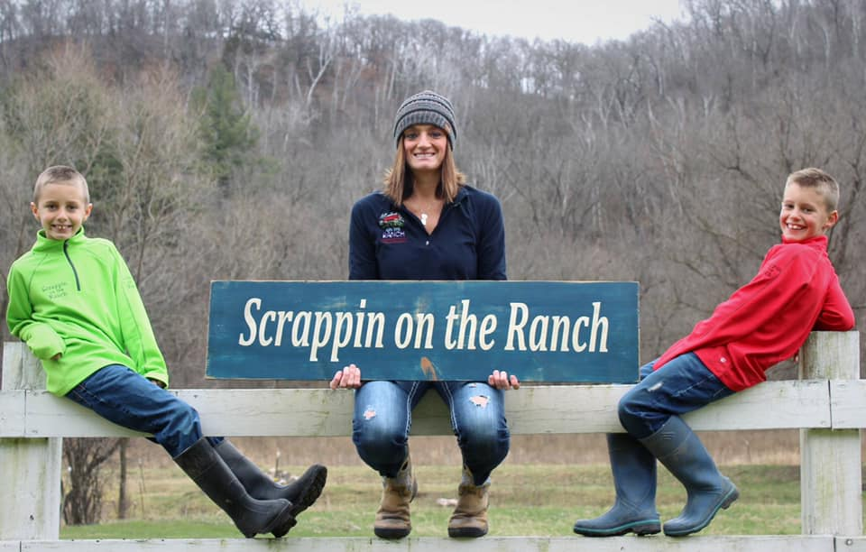 Scrappin on the Ranch
