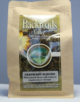 Cranberry Almond Coffee 12 oz.