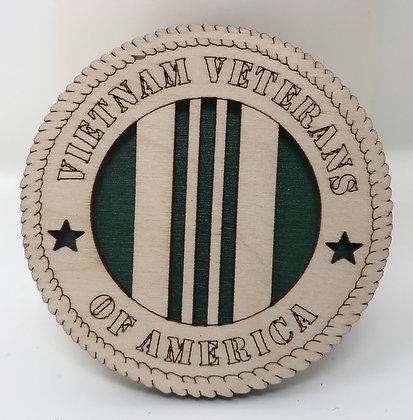 Vietnam Veterans of America Magnet