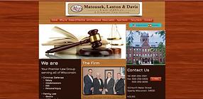 matousek laxton davis web site banner.pn
