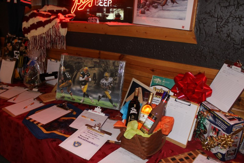 2013 Event - Silent Auction