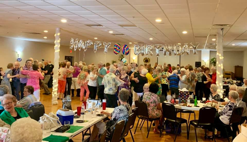 Arl Carlson's 80th Birthday Bash