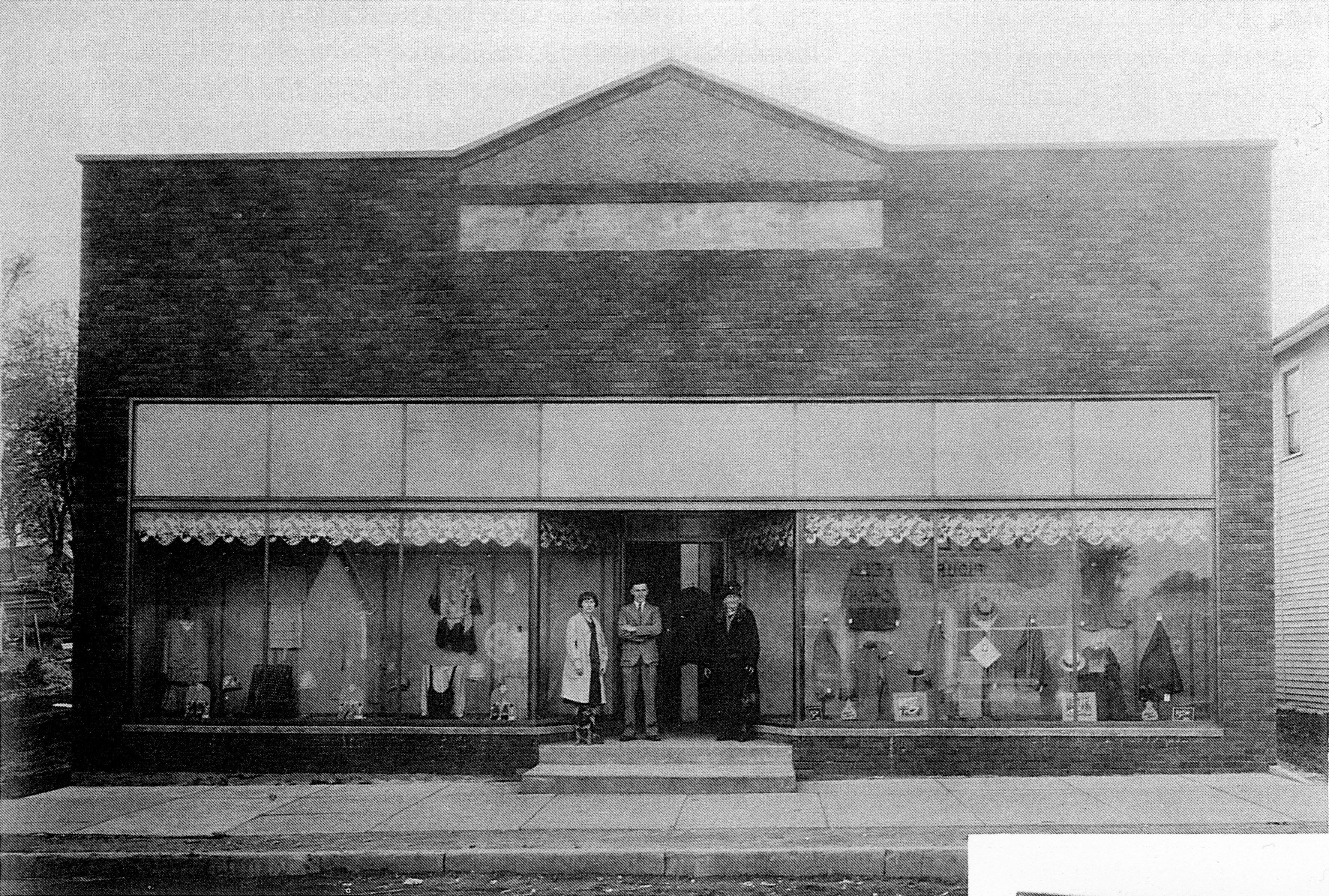 Gammon Store