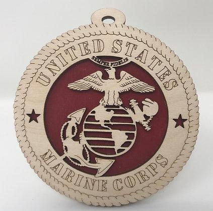 Unites States Marine Corps Ornament