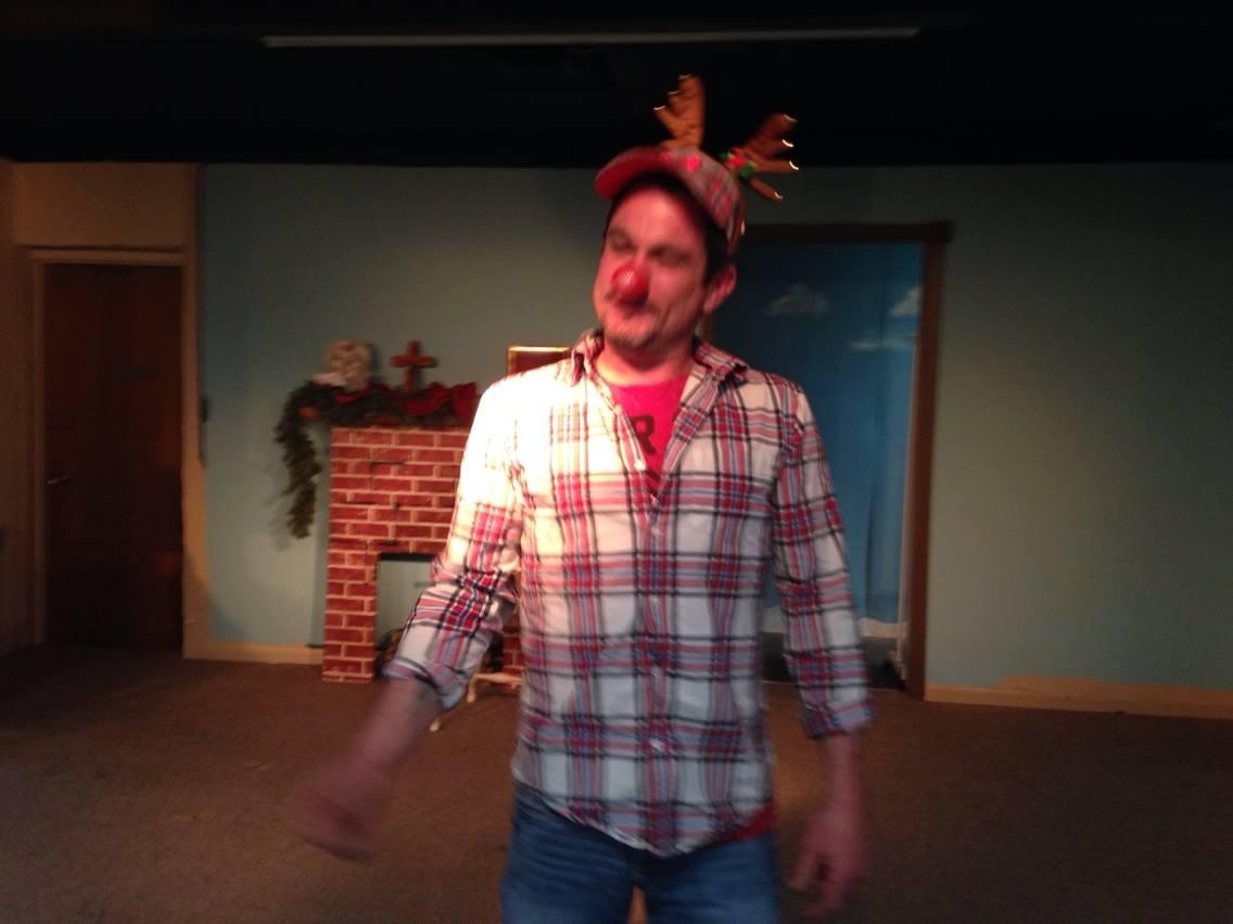 Christmas Belles rehearsal 6