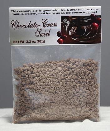 Chocolate-Cran Swirl