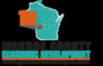 Monroe County Econ Dev Logo vertical - N