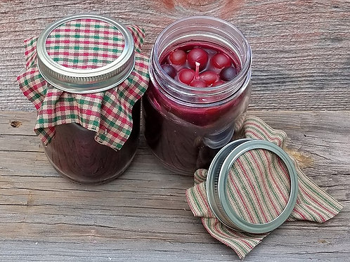 Mason Jar - Cranberry Relish