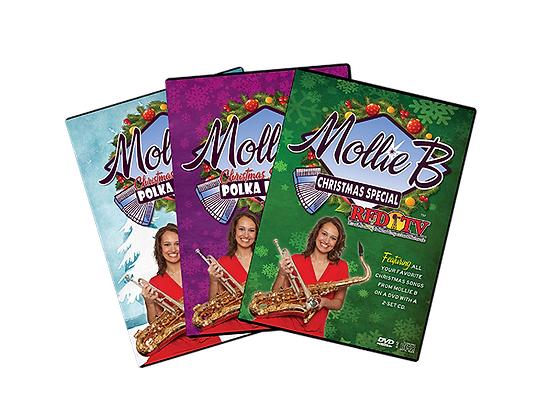 Mollie B Christmas 3 Pack