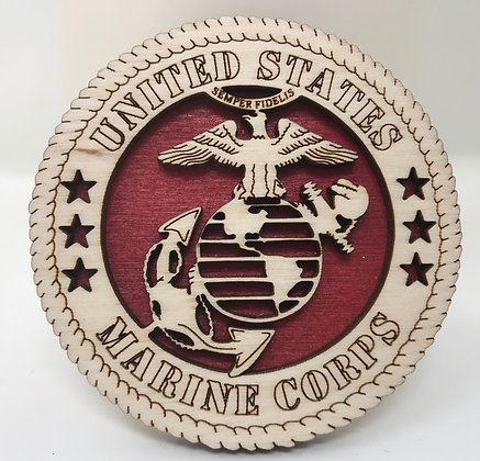 United States Marine Corps Magnet