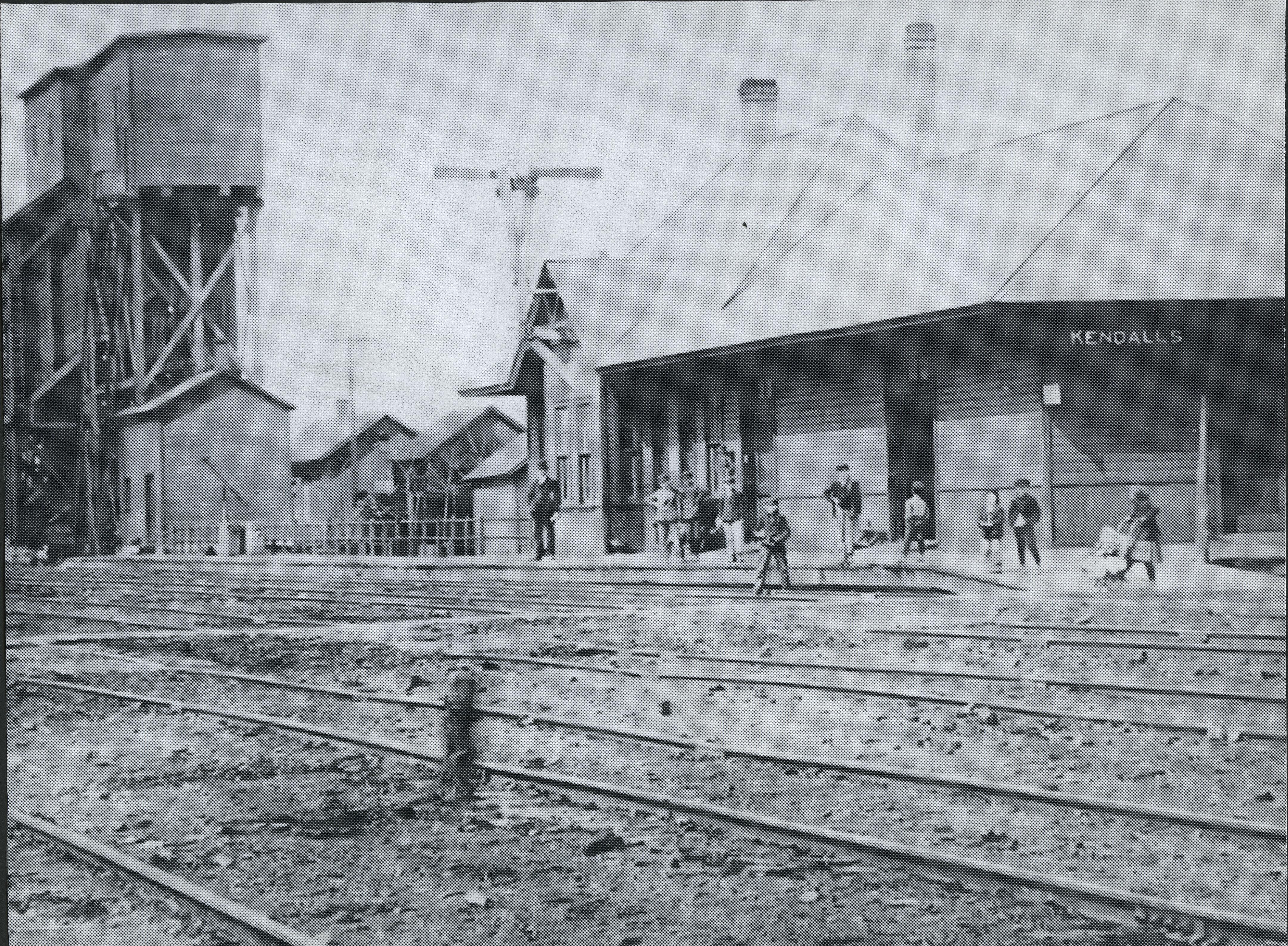Kendall Depot