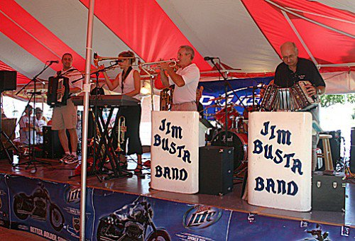 Jim Busta Band
